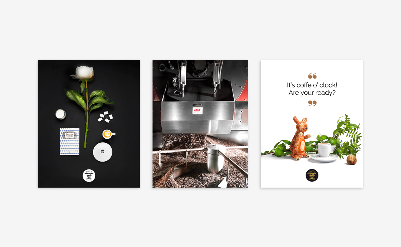 Caffè Ottolina | Social Media Strategy