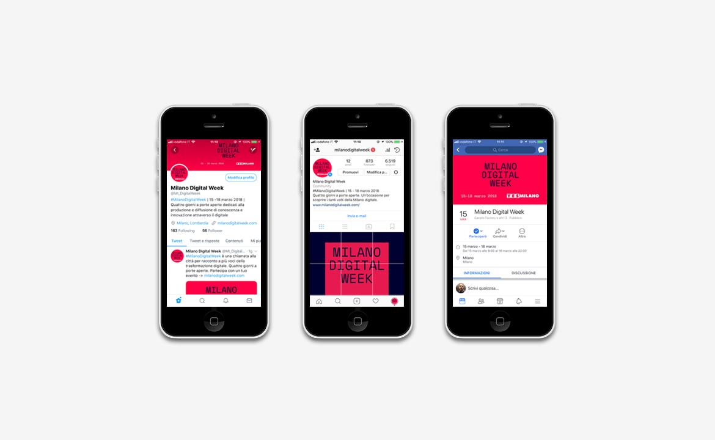 Milano Digital Week | Social Media Strategy