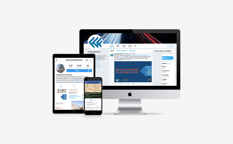 Fondazione Feltrinelli | Social Media Consultant