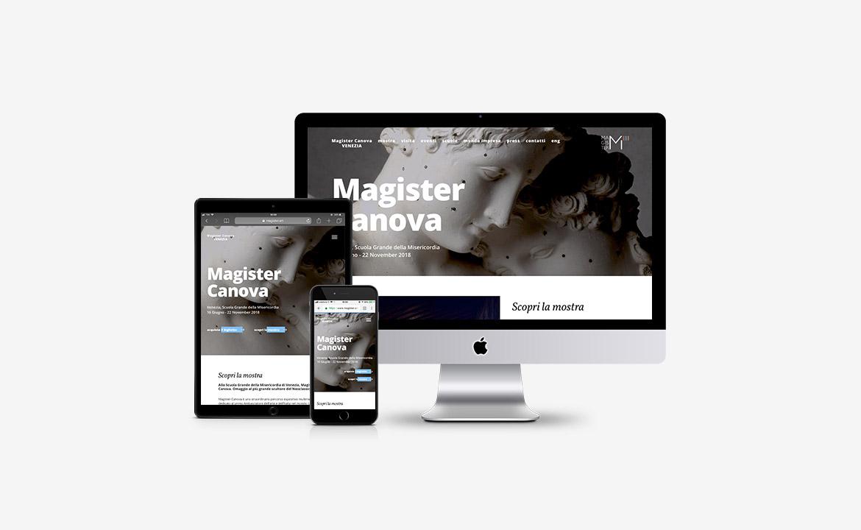 Magister Canova | Comunicazione Integrata